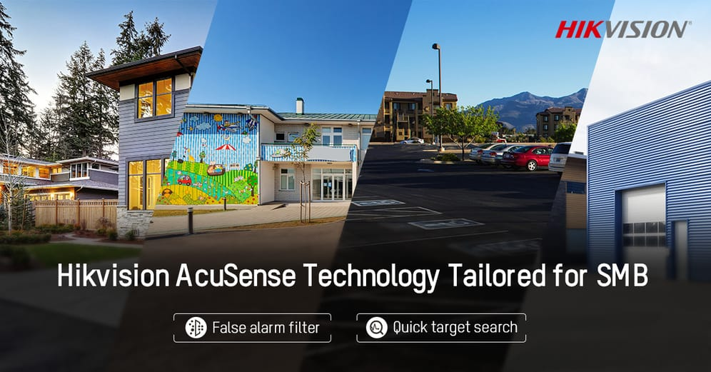AcuSense network cameras | Security Systems - CCTV